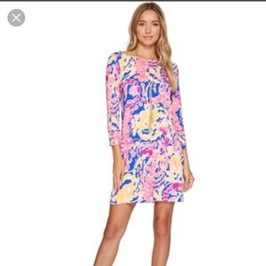 Lilly Pulitzer Sophie dress in catch and release